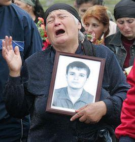 Похороны в Беслане (Фото: ЧТК)