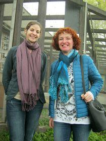 Maria Běhanová, Hana Janišová, photo: Dominik Jůn