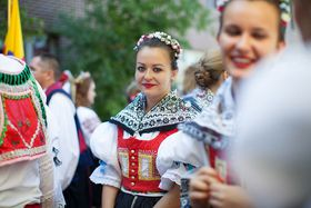 Moravian Day Festival, photo: archive of United Moravian Societies