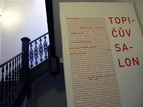 Topičův salon, foto: Kristýna Maková / Český rozhlas - Radio Praha