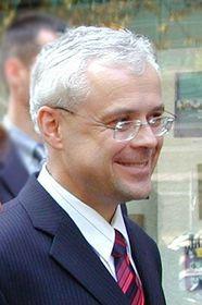 Премьер Владимир Шпидла