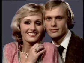 Helena Vondráčková y Jiří Korn, foto: YouTube