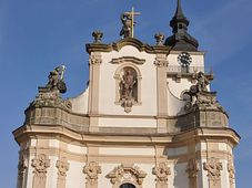 Kostel sv. Bartoloměje, foto: Ben Skála, CC BY 3.0 Unported