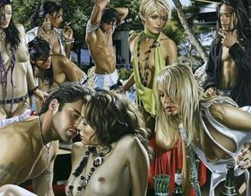 Terry Rodgers, The Retreat of Logic, 2008, TORCH Collection