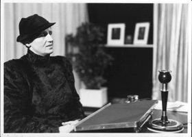 Lata Brandisová, photo: archive of Czech Radio