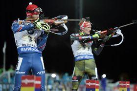 Чешский биатлонист Михаил Шлесингер, Фото: ЧТК