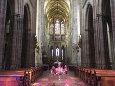 La cathédrale Saint-Guy, photo: Kateřina Srbková