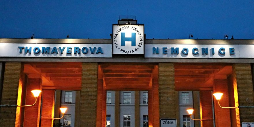 L'hôpital Thomayer, photo: VitVit, CC BY-SA 4.0