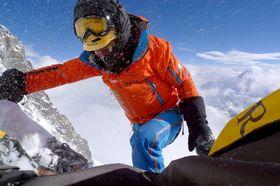 Марек Голечек в Гималаях, Фото: официальный сайт фестиваля «Вокруг света»