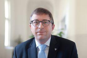 Tomáš Parma, foto: archiv Univerzity Palackého vOlomouci