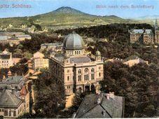 Синагога в Теплице, фото: открытый источник