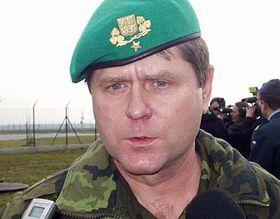 Generál Ivo Zbořil, foto: Autor