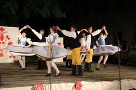Krajané vChorvatsku udržují folklór, foto: archiv Jednoty Daruvar