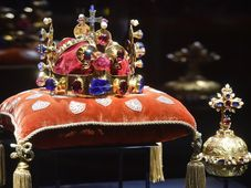 Crown of Saint Wenceslas, photo: CTK