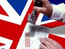 britische Kontrollen