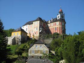 Castillo de Jánský Vrch, foto: Miroslav Kobza