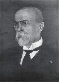 Tomáš Garrigue Masaryk, photo: Public Domain
