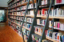 La Biblioteca Carlos Fuentes