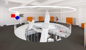 Visualisation of Czech pavilion by ARTEO CZ