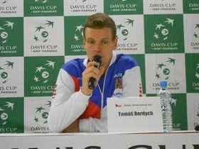 Tomáš Berdych, photo: Daniel Ordóñez