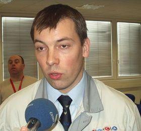 Mluvčí TPCA Matěj Matolín