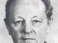 Former Communist Party General Secretary Milous Jakes