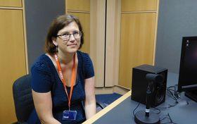 Тереза Хланёва, Фото: Катерина Айзпурвит, Чешское радио - Радио Прага