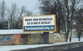 Photo: Page Facebook de Parlamentní Listy