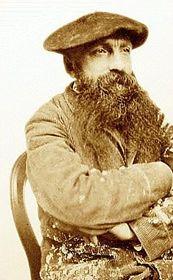 Auguste Rodin, photo: Public Domain