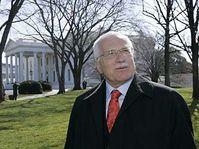 Vaclav Klaus aux Etats-Unis, photo: CTK