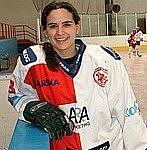 Julia Bronson, photo: www.hc-slavia.cz