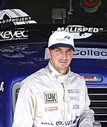 David Vršecký, foto: www.buggyra.com