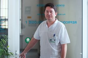 Petr Janků, photo: archive of University Hospital in Brno