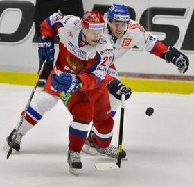 Победа чешской команды над россиянами (Фото: ЧТК)