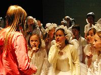 The Angels, photo: www.narodni-divadlo.cz