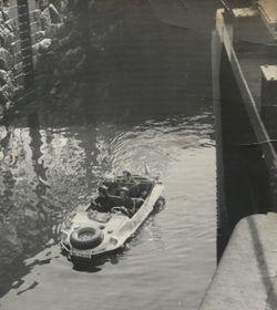El auto de Ivan Mackerle, foto: archivo personal de Daniel Mackerle