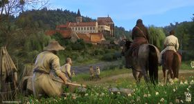 Kingdom Come: Deliverance, photo: Warhorse Studios