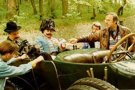 J. Kaplan directing a 1996 film about the assassination of Franz Ferdinand d'Este