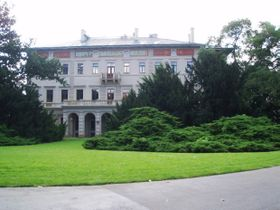 La villa de Gröbe
