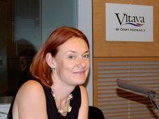 Магдалена Кожена (Фото: Йиндржих Балек, Чешское радио)