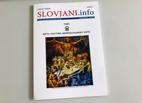 Journal of Interslavic, photo: Ian Willoughby