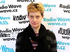 Petra Hůlová (Foto: Martina Pavloušková, Archiv des Tschechischen Rundfunks)