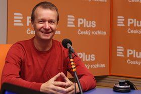 Petr Honzejk (Foto: Jana Přinosilová, Archiv des Tschechischen Rundfunks)