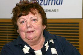 Slávka Kopecká (Foto: Šárka Ševčíková, Archiv des Tschechischen Rundfunks
