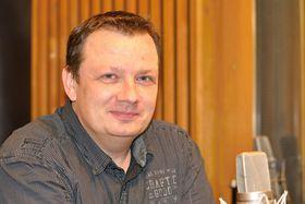 Mikuláš Kroupa, photo: Jana Kudláčková / Czech Radio