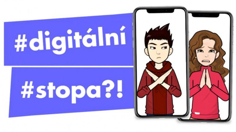 Foto:  repro del proyecto de Digitální stopa