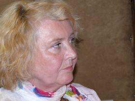 Ludmila Rakušanová (Foto: Jan Bohdal, Archiv des Tschechischen Rundfunks)