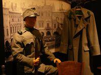 1918 - Angehöriger der Freikorps in Nový Jičín (Foto: Jitka Mládková)