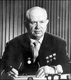 Nikita Sergejevič Chruščov