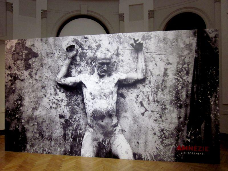Exposition Amnézie, photo: Anaïs Raimbault